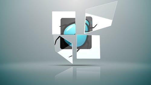 Clean Glossy Logo Sting