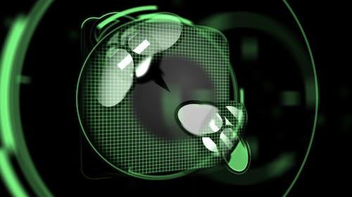 Holographic Logo