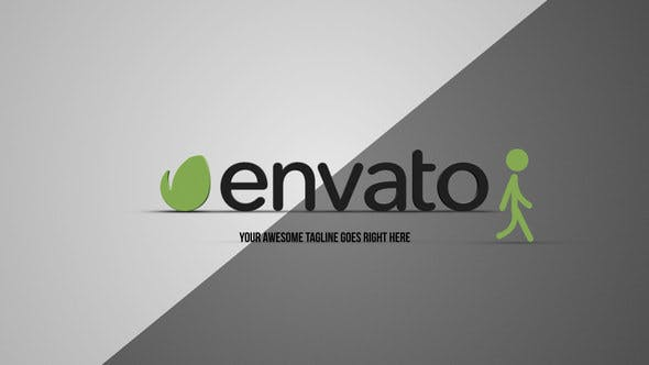 Download Letters Logo Stings Envato Elements - Awesome after effects website template design