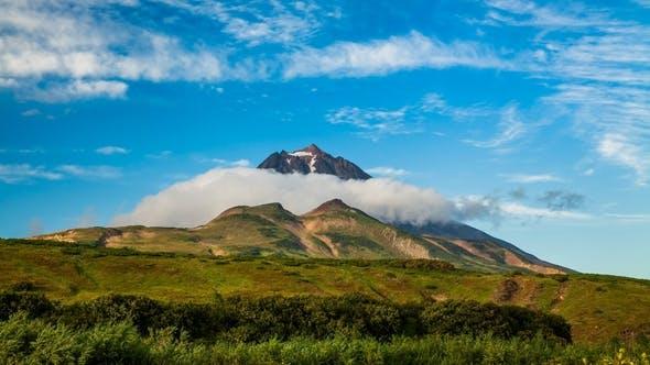 Thumbnail for Beautiful Mountain Landscape on Kamchatka Peninsula