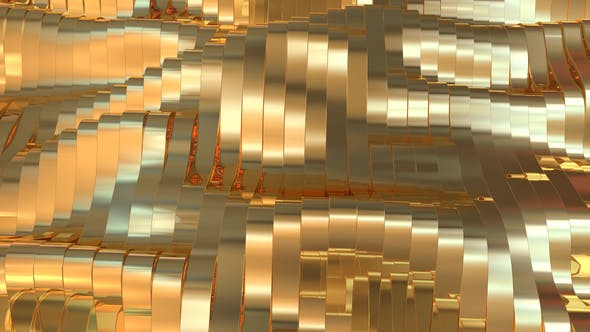 Thumbnail for Abstract Gold Background