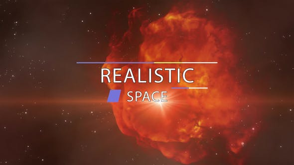 Thumbnail for Realistic Space Nebula