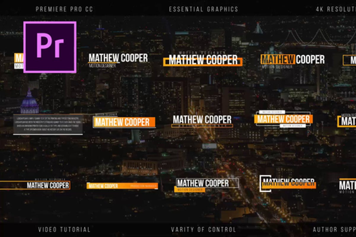 Download 1,252 Video Templates Compatible with Adobe