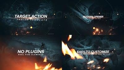 Target Action Trailer