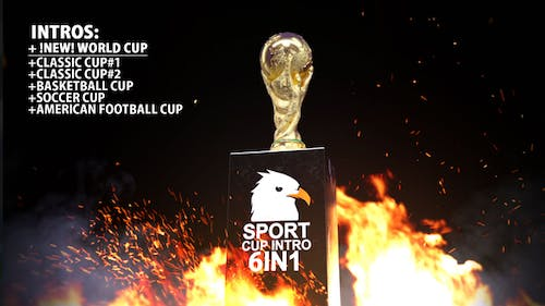 Sport Cup Intro