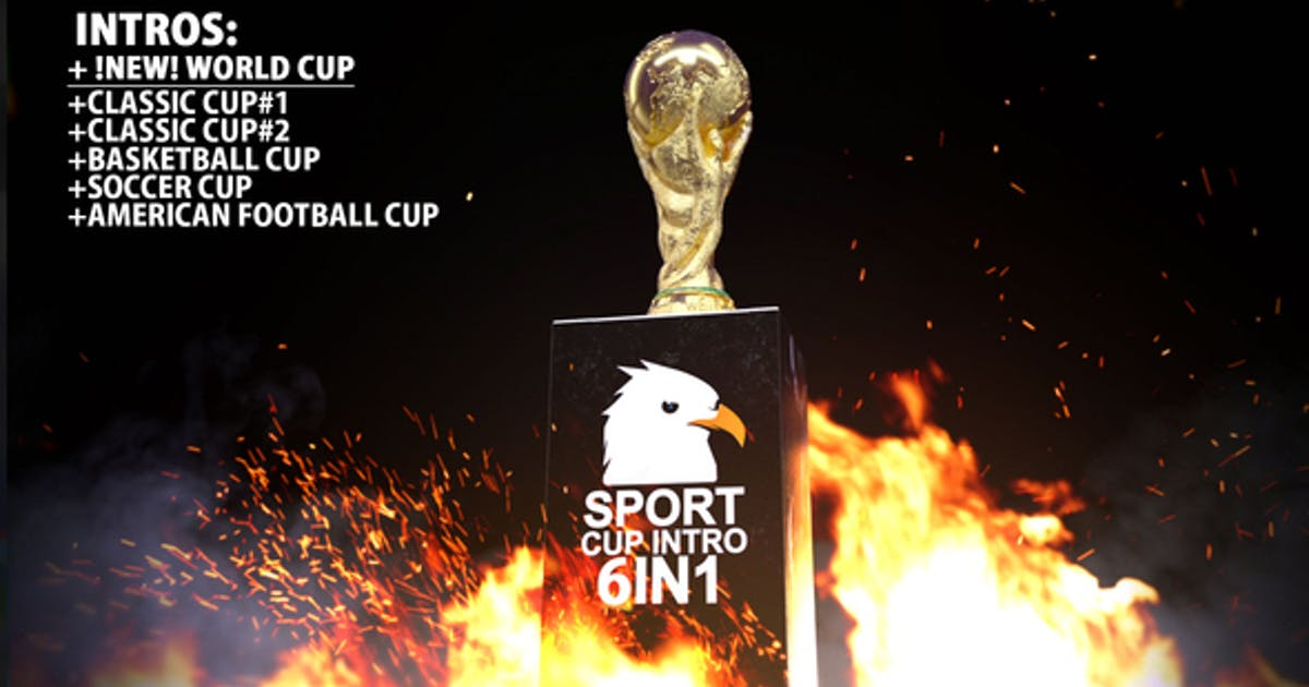 Download Sport Cup Intro by Videostones