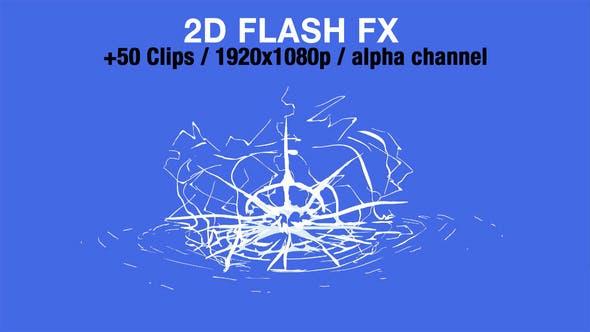 Thumbnail for 2D Flash FX