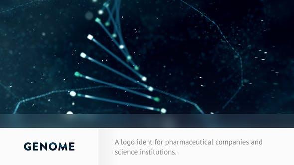 Thumbnail for Genome - Logo Ident
