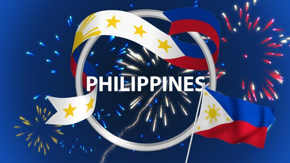 Thumbnail for Philippines Flag (Independence Day Package)