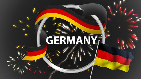 Thumbnail for Germany Flag (Independence Day Package)