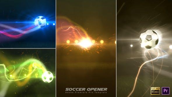 Thumbnail for Soccer Opener - Premiere Pro