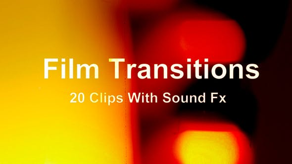 Cover Image for Film Transitions