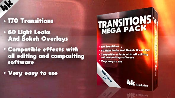 Thumbnail for Transitions Mega Pack