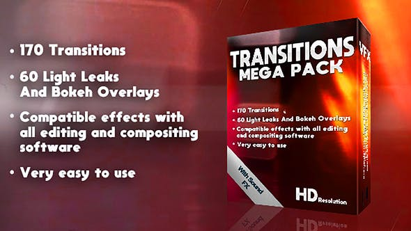 Cover Image for Transitions Mega Pack