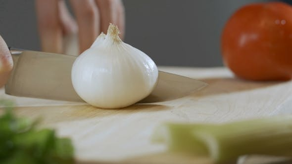 Thumbnail for Knife, Cutting Onion