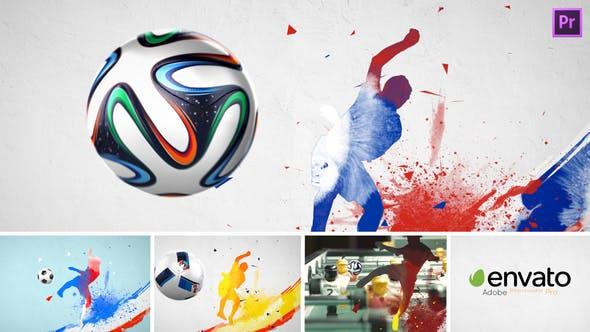 Soccer Sport Opener   Premiere Pro