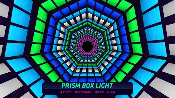 Thumbnail for Prism Box Light