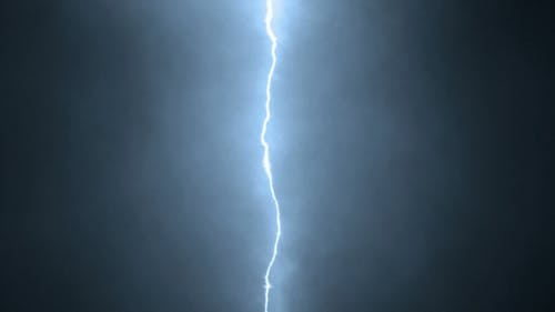 Striking Lightning Bolts