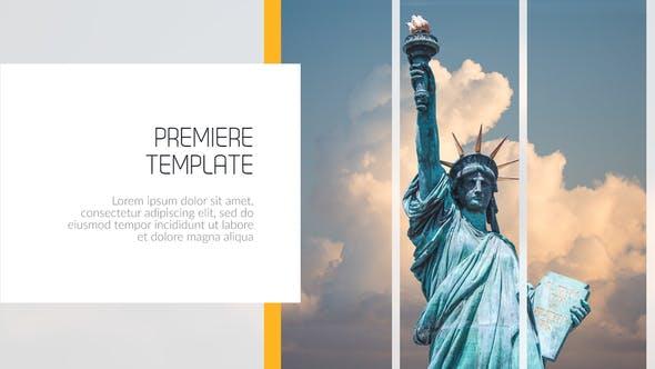 Thumbnail for Clean Corporate - Premiere Presentation