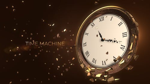 Element 3D Clock