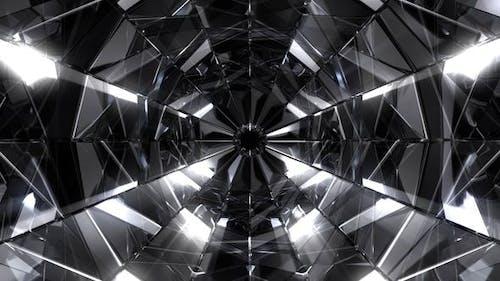 Reflective Glass Cycle