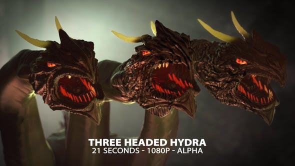 Thumbnail for Three Headed Hydra