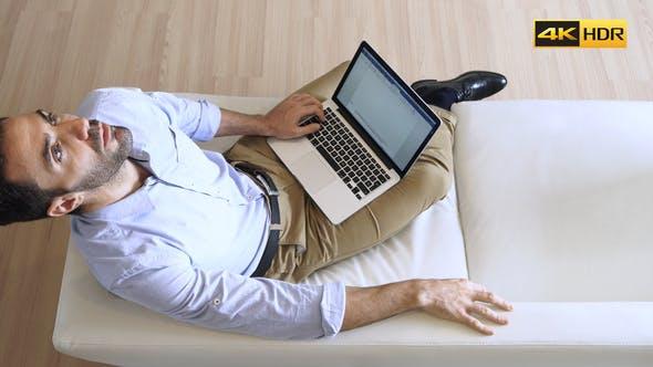 Thumbnail for Tired Entrepreneur