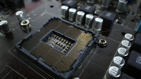 Thumbnail for Modern Socket Motherboard for a Home Computer