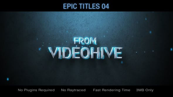 Thumbnail for Epic Titles 04