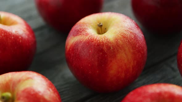 Thumbnail for Ripe Apples on Table