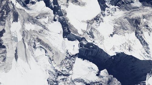4K Himalayas Birdseye View
