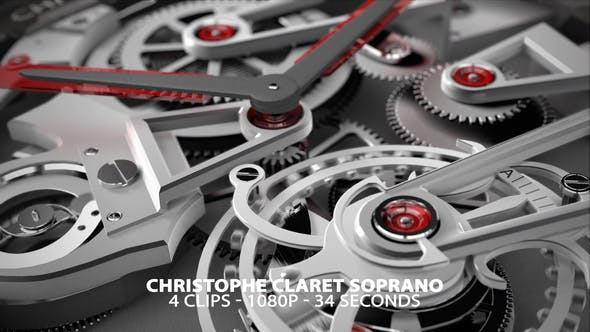 Thumbnail for Christophe Claret Soprano Watch Parts and Dial