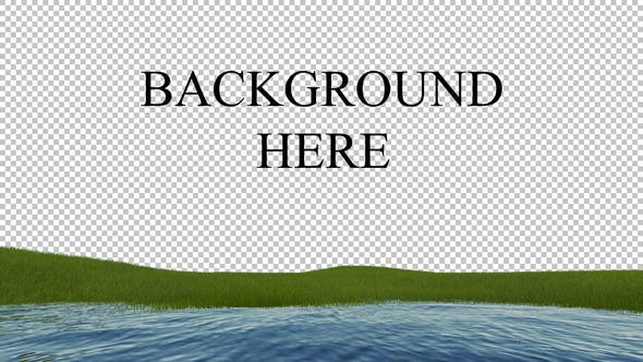 Thumbnail for Grass and Lake