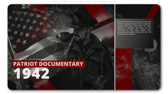 Thumbnail for Patriot Historical Slideshow