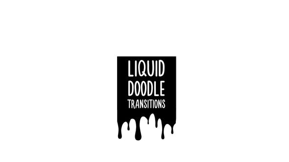 Thumbnail for Liquid Doodle Transitions Pack