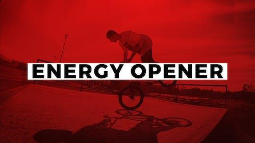 Energy Sport Intro