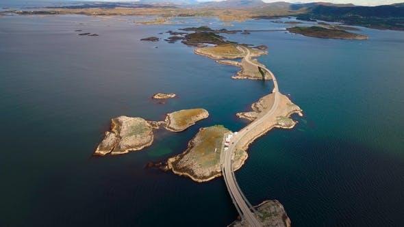Thumbnail for Atlantic Ocean Road  Norway