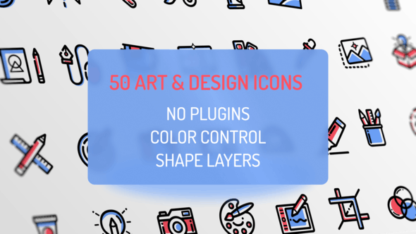 Thumbnail for Design and Art Icons