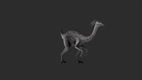Gallimimus Bite And Cuddle Pack 8 In 1