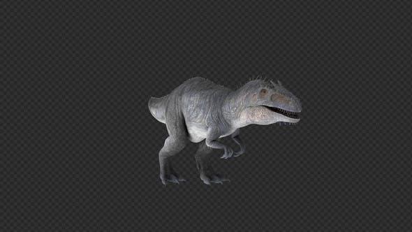 Giganotosaurus Bite And Cuddle Pack 8 In 1