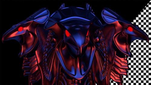 Horus Head VJ Loop