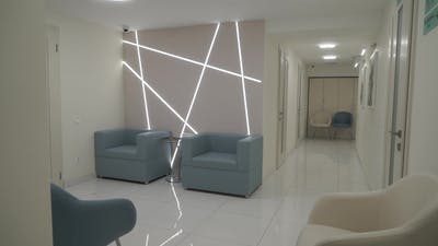 New and Stylish Interior Design in Modern Clinic