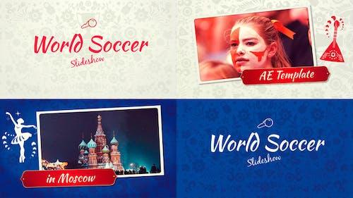 Presentación de diapositivas del World Soccer