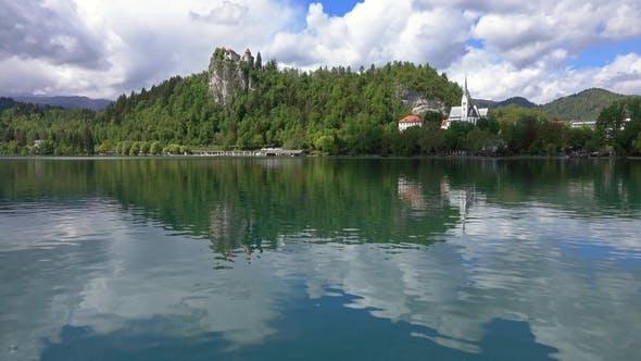 Thumbnail for Bled Lake Landscape in Slovenia, Europe