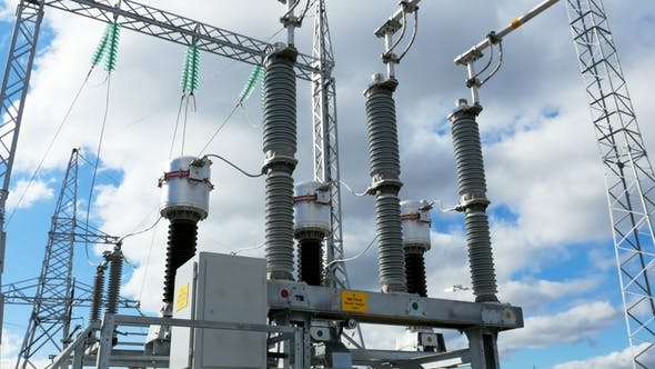 Thumbnail for Motion Around Powerful Electrical Transformer