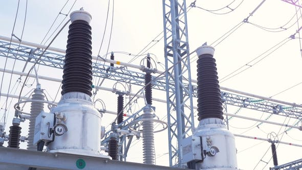 Thumbnail for Electrical Transmission Substation Transformers