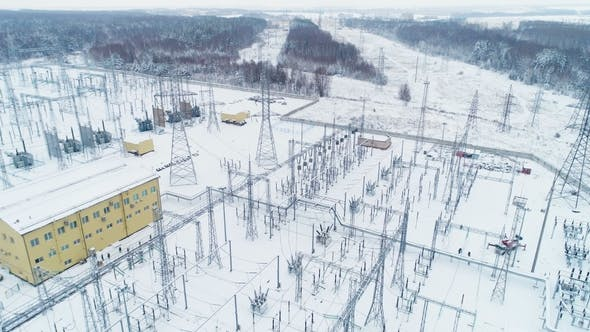Cover Image for Tragturm setzt elektrische Ausrüstung bei kaltem Wetter