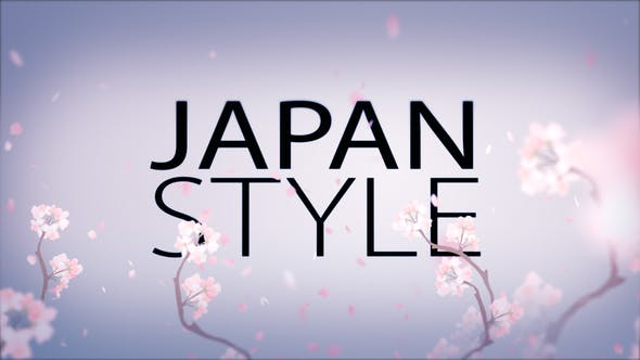 Thumbnail for Japan Style Intro