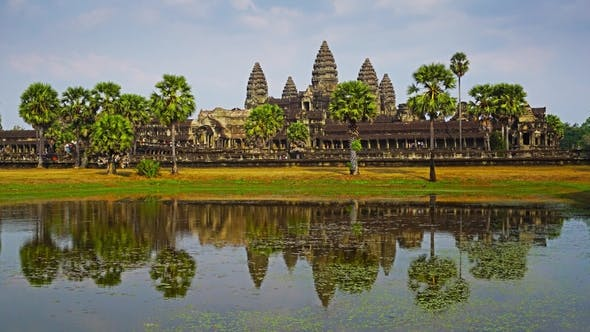 Thumbnail for Angkor Wat Temple in Siem Reap
