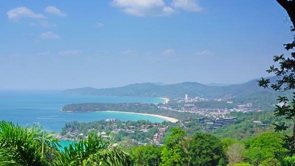 Thumbnail for Kata and Karon Beaches, Phuket